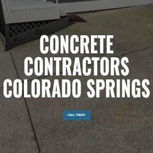 Concrete Pros Colorado Springs