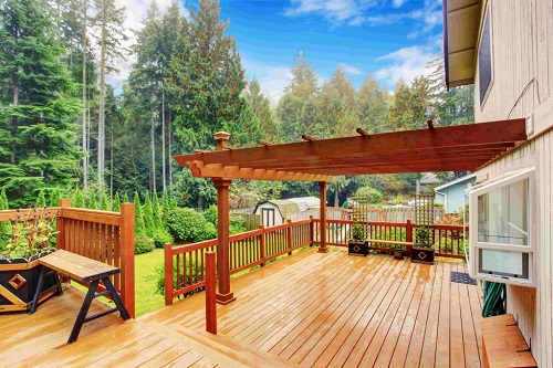 Woodlands Decks