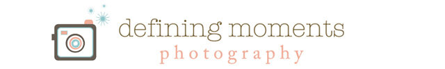 Defining Moments Photography