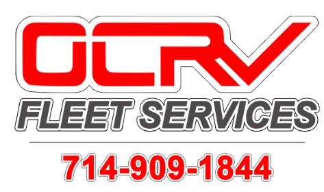OCRV Fleet Services - Commercial Truck Collision Repair & Paint Shop