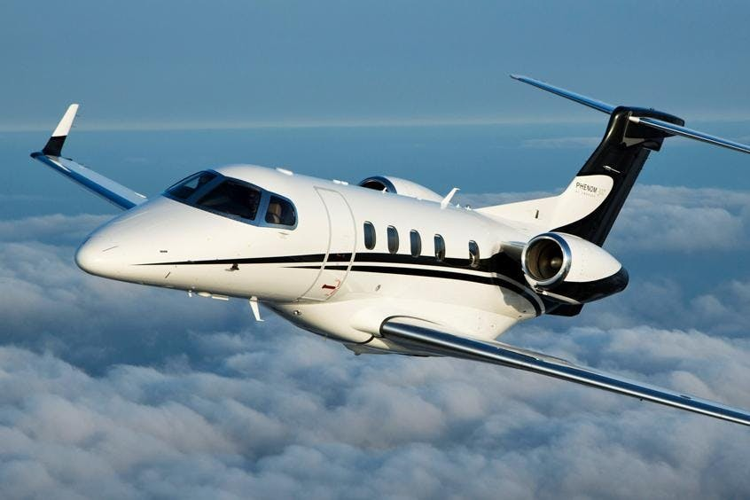 8 Seat Private Jets