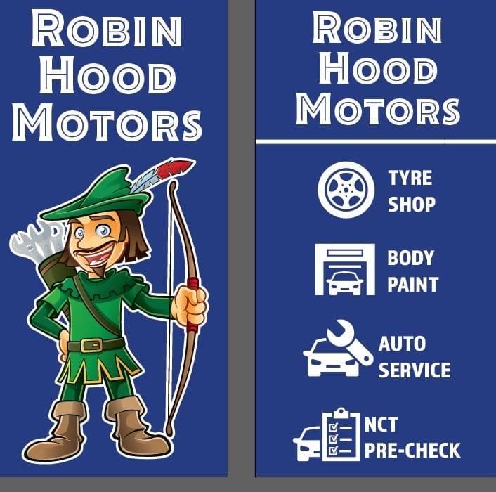 Robin Hood Motors Dublin
