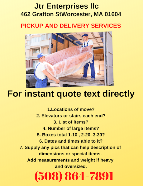 Pick and Drop service in USA