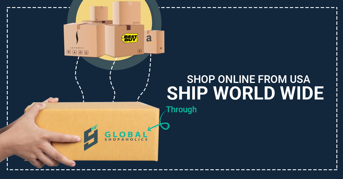 Global Shopaholics: USA Address & Package Forwarding
