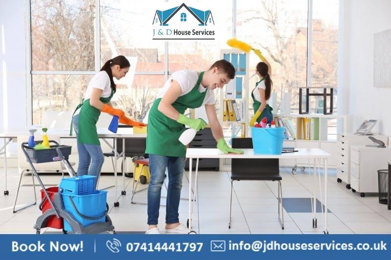 J&D HOUSE SERVICES