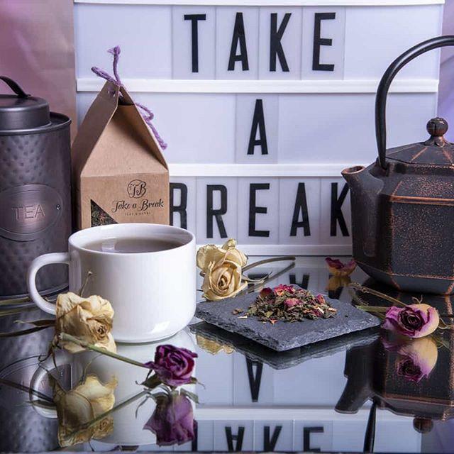 take a break teas and herbs