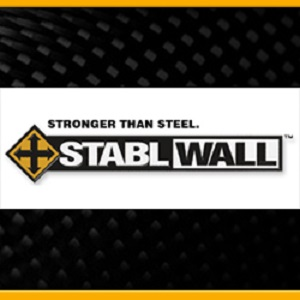 StablWall Carbon Fiber Wall Bracing System