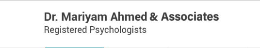 Dr. Mariyam Ahmed & Associates, Registered Psychologists