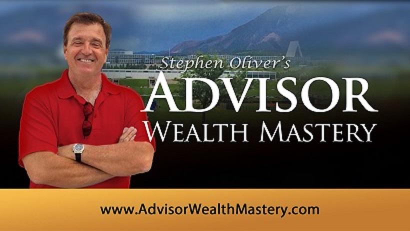 Stephen Oliver's Advisor Wealth Mastery