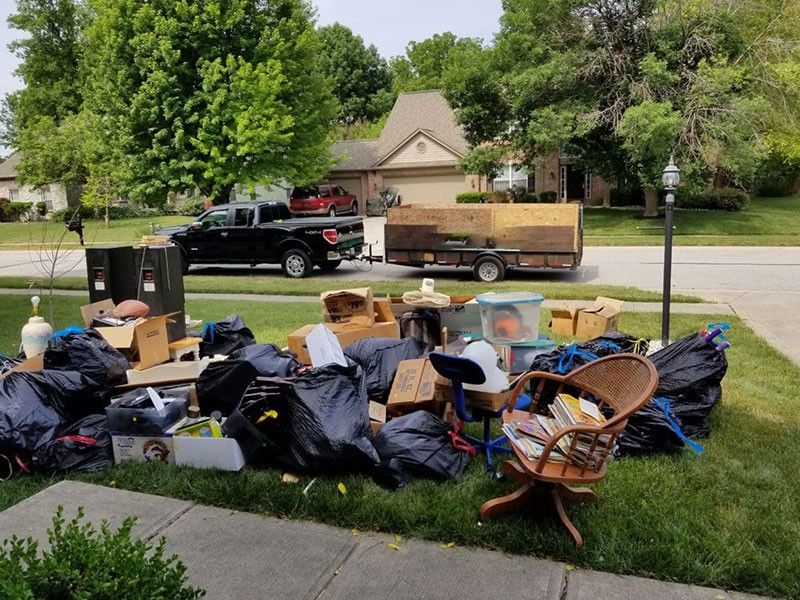 Commercial Junk Removal Warren MI