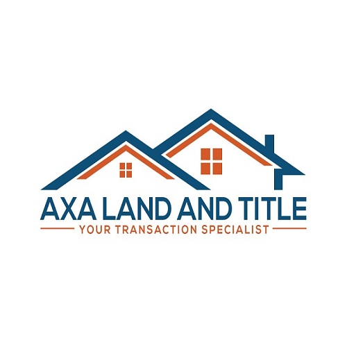 AXA LAND AND TITLE