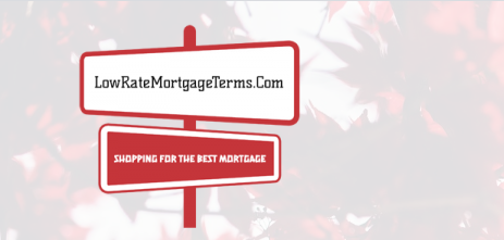 Low Rate Mortgage Terms
