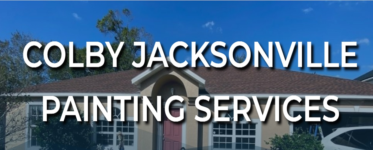 Colby Jacksonville Painting Services