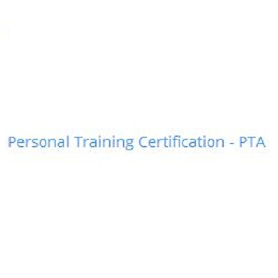Personal Training Certification - PTA