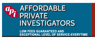 Affordable Private Investigators