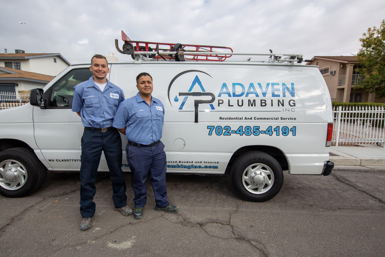 Adaven Plumbing Inc