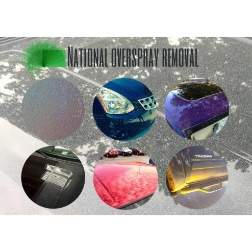 National Overspray Removal