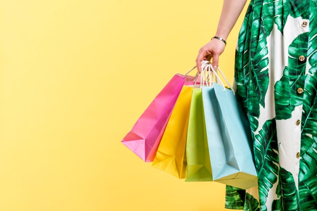 Shopping Page