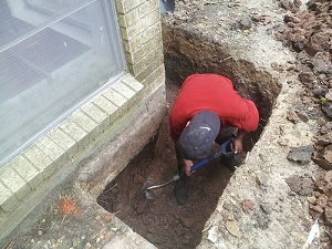 Basement and Crawlspace Foundation Repair
