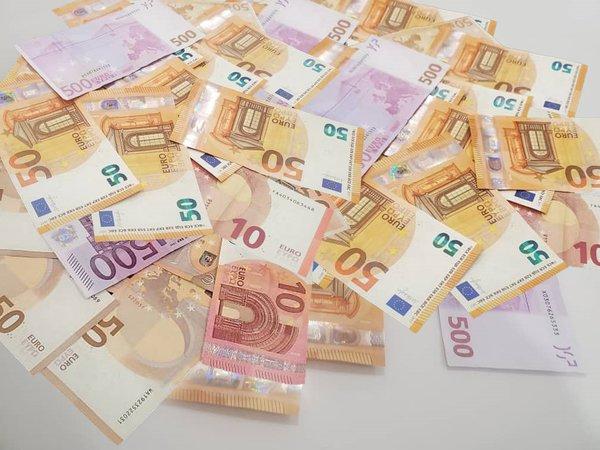 Buy Euro Online