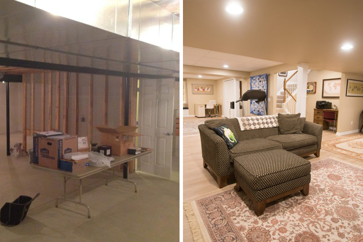 Basement Remodeling Services Fort Worth TX