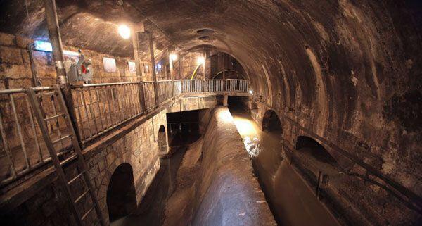 Der Dritte Mann - Wiens Untergrund