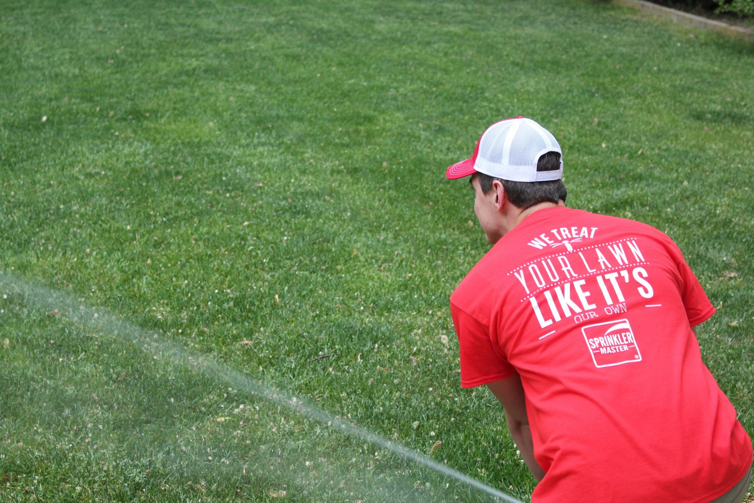 Sprinkler Master Repair (Jefferson County, CO)