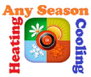 Any Season Heating & Cooling Inc.