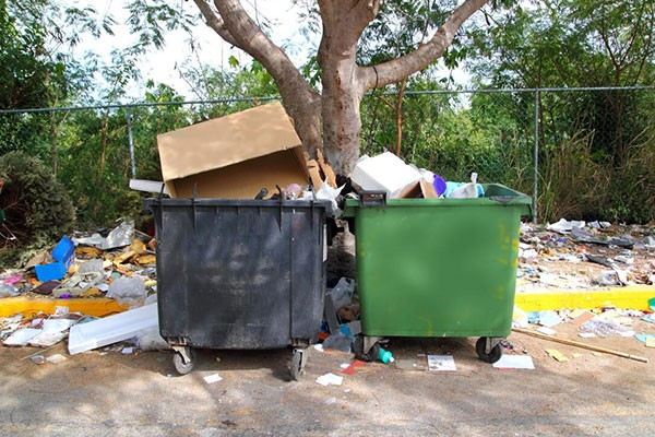 Commercial Junk Removal Service Riverview FL