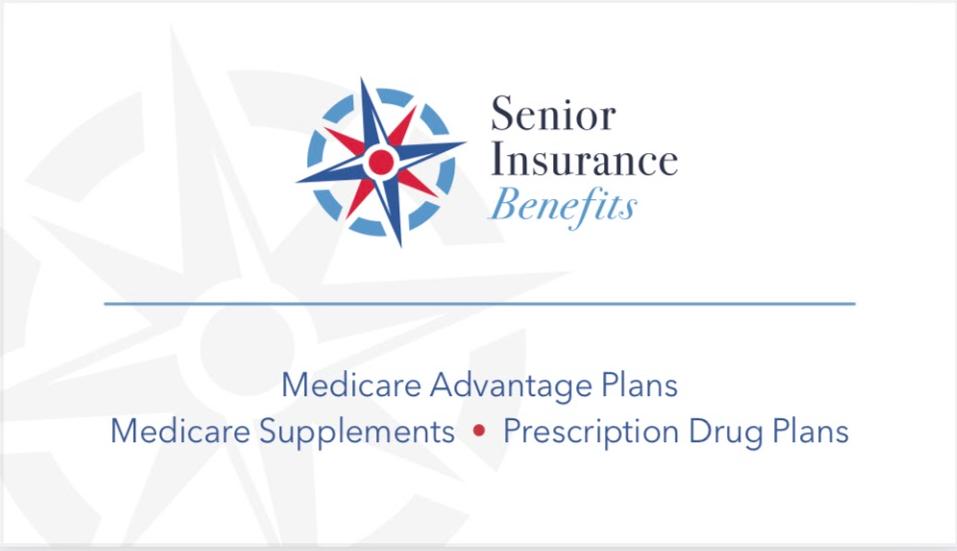 Senior Insurance Benefits Eric Bosnyak