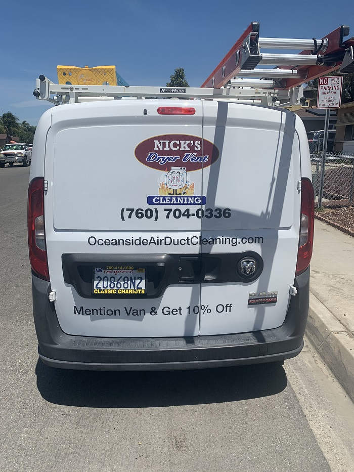 Nick's Dryer Vent Cleaning Inc