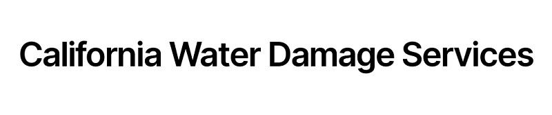 Water Damage Pros of California
