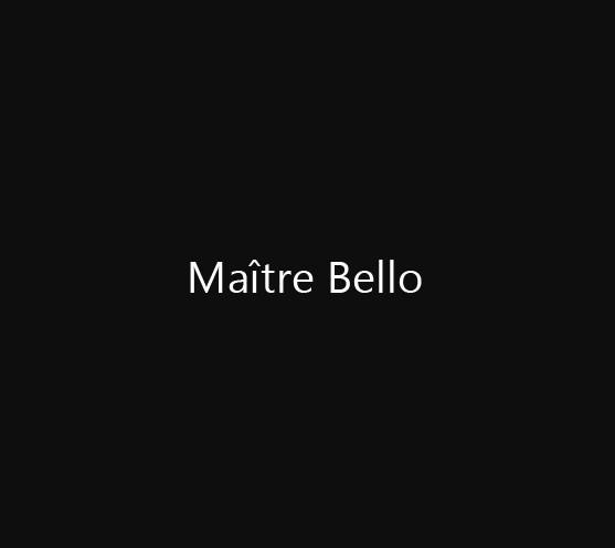 Marabout Belgique - Maître Bello