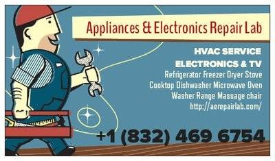 Appliances and Electronics Repair Lab