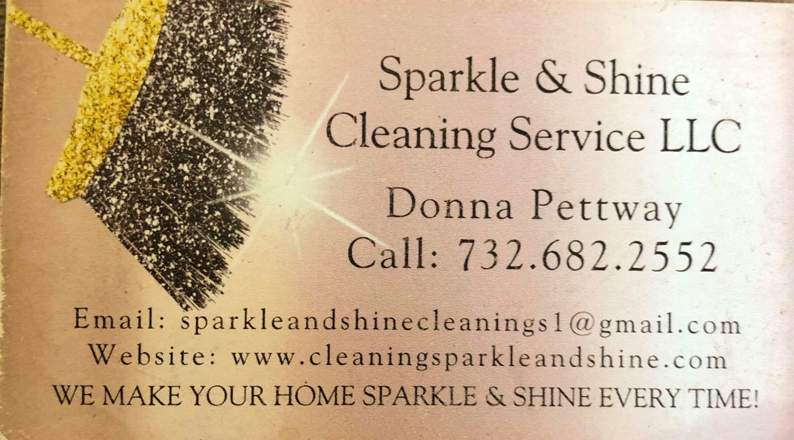Sparkle & Shine Cleaning Service LLC