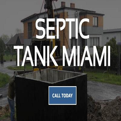 Septic Tank Miami