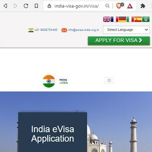 Indian Visa Online Services