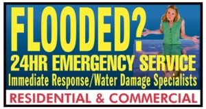 Water Damage & Restoration Club Chula Vista