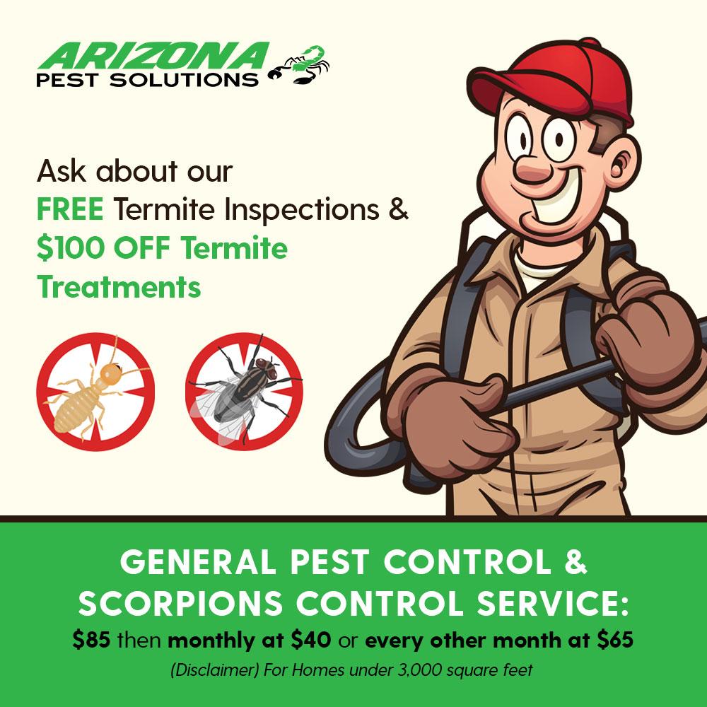 Arizona Pest Solutions