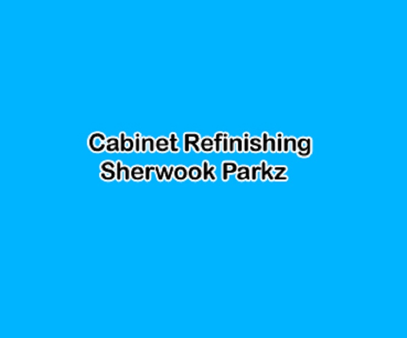 Cabinet Refinishing Sherwook Park