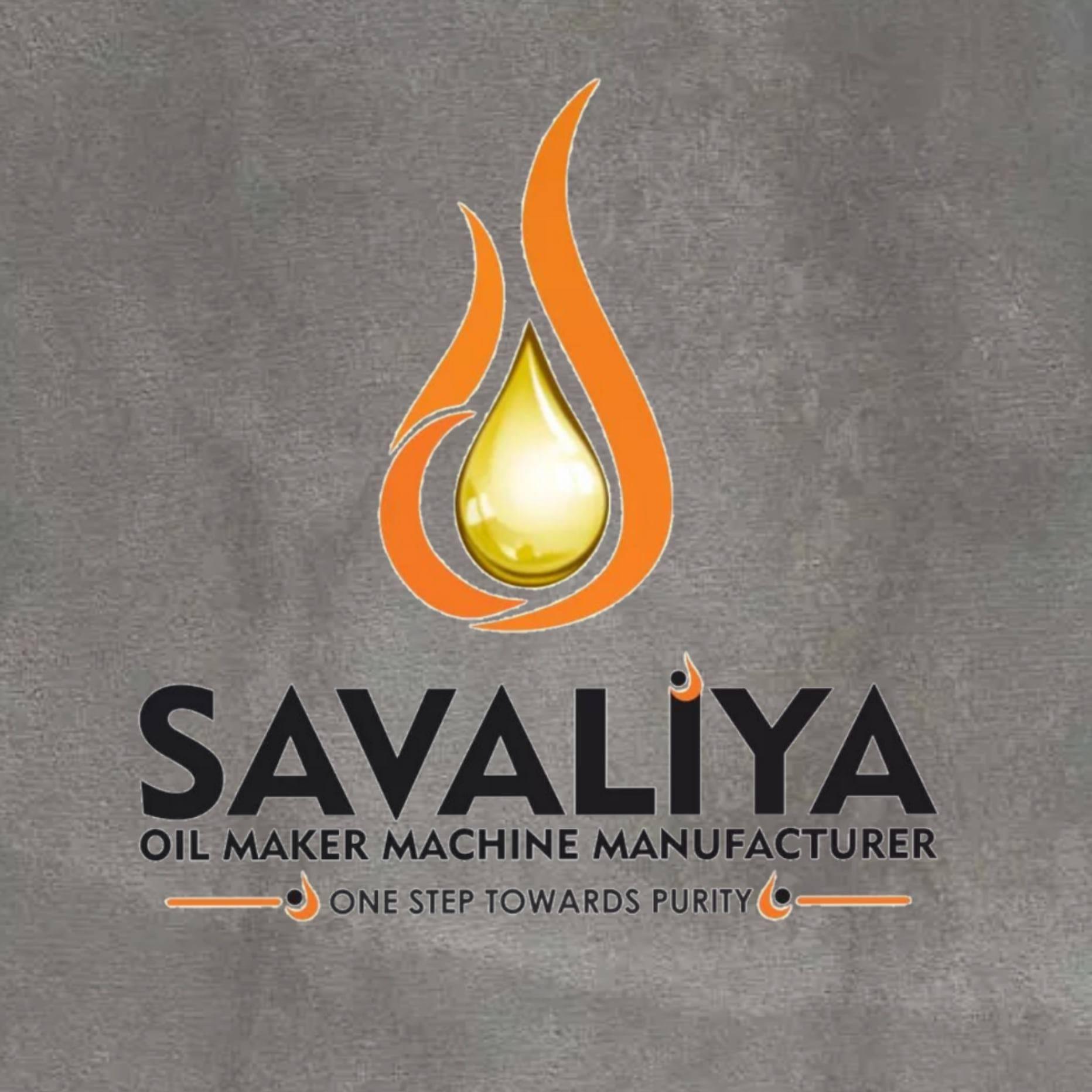 Savaliya Oil Maker