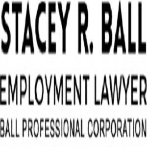 Stacey Reginald Ball   Employment Lawyer Toronto