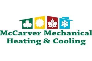 McCarver Mechanical Heating & Cooling