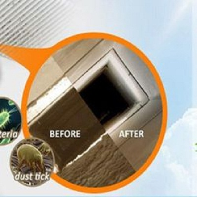 EZ Air Duct and Dryer vent cleaning