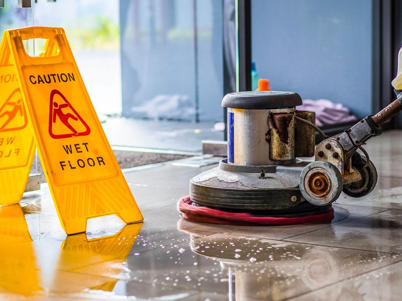Commercial Cleaning San Luis Obispo CA
