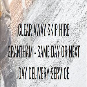 Clear Away Skip Hire Grantham