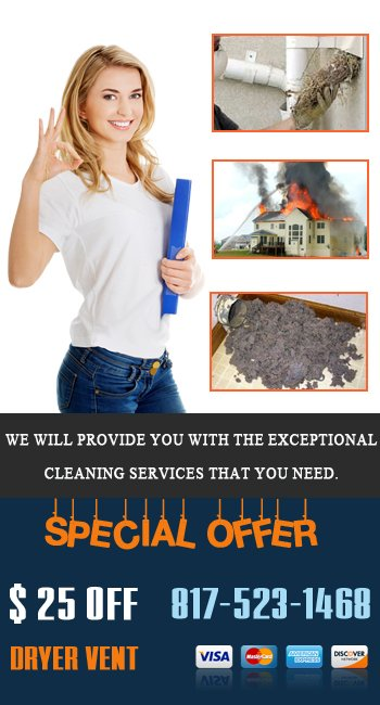 Dryer Vent Cleaning Fort Worth TX