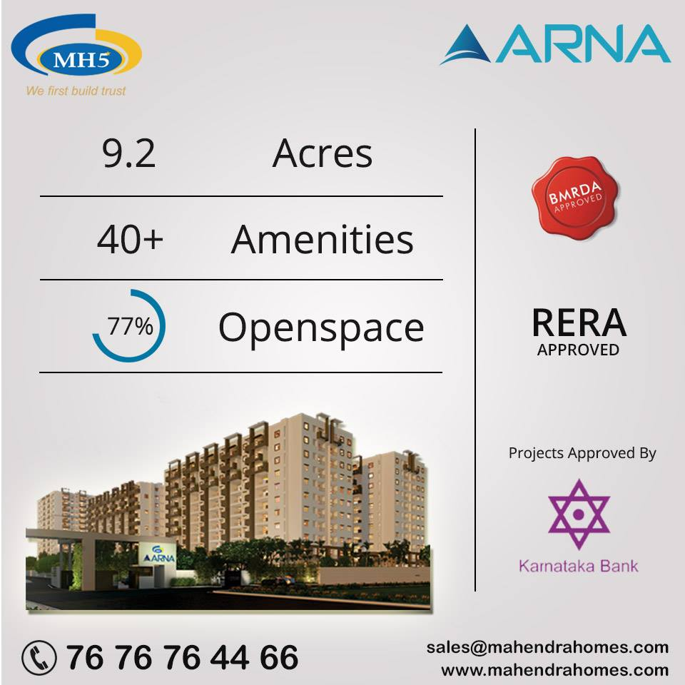 buy apartment in bangalore