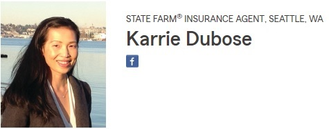 Home, Renters, and Life Insurance   Karrie Dubose