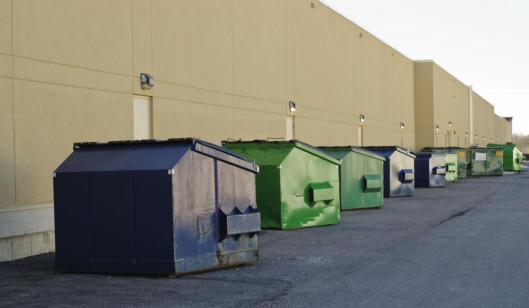 Dayton Dumpster Rental